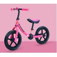 China Steel Baby Balance Bike With Pedals , Skid Proof Pedal Metal Balance Bike wholesale