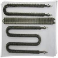 China Long Life Spend Finned Electric Heating Elements For Air Duct Heaters wholesale