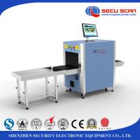 China Public Security Airport X Ray Baggage Scanner / X Ray Machine For Baggage wholesale