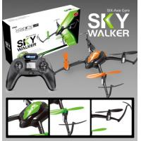 China 2014 newest design Sky Walker rc quadcopter ufo drone rc helicopter wholesale