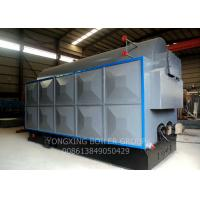 China Manufacturer Supplier high quality wood pellet steam boiler and biomass steam boiler for wholesale wholesale