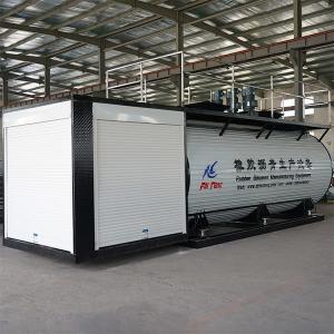 China Q235B Steel Polymer Bitumen Manufacturing Machine wholesale