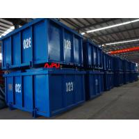 China offshore and onshore platform drilling cuttings skip for sale at Aipu solids wholesale