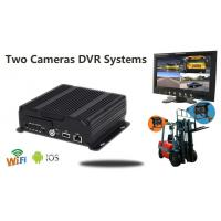 China 6Ch 720P SD Card Mobile DVR with 12V Car CCTV DVR System , surpoort multi view wholesale