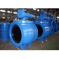 China AWWA DN1000 Customized Color Eccentric Ball Valve , Anti Pollution Ductile Iron Ball Valve on sale