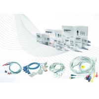 China 6 Pin Connector Hospital Telemetry Monitoring Systems Medical Accessories Solution wholesale