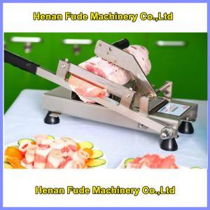 China hot-pot restaurant frozen meat slicer, beef slicing machine wholesale
