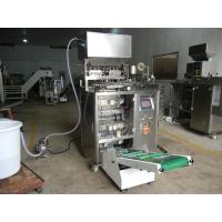 China 8 Lines Sauce Vertical Packing Machine Full Automatic For Making Four Sides Sealing Bag wholesale