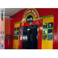 China Back Holding 40 Pepple 5D Motion Theater Theater For Pakistan wholesale