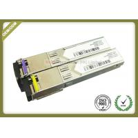 China LC Duplex SFP Fiber Module Transmission Distance 40km With DDM Function wholesale
