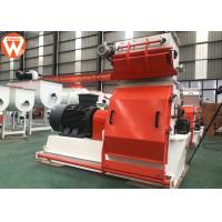 Buy cheap 5.5t/H Capacity Animal Feed Grinder 37kw Power With Tungsten Carbide Hammer from wholesalers