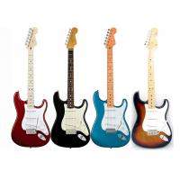 China Solidwood 39 inch Electric Guitar wholesale