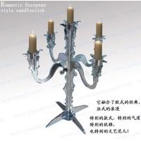 China CH-125-1 mirror mosaic candle holder wholesale