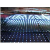 China Party Event Twinkling Starlit Led Dance Floor Full Color A Bird Of Minerva Samosir Control Battery wholesale