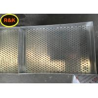 China Reusable 304 Stainless Steel Wire Mesh Trays Easy Clean Eco Friendly wholesale