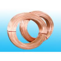 China Single Wall Copper Coated Bundy Tube For Refrigerator wholesale