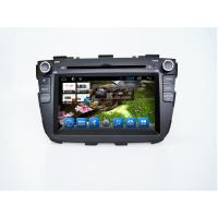 China Android Double Din Car DVD Player With Navigation Media System For KIA Sorento 2013 wholesale