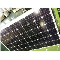 China 270W MONO Grade A Solar Panel , Solar Power Panels Ip65 Rated Junction Box wholesale
