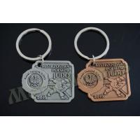 China Professional Tamper Proof Key Rings , Personalized Key Rings For Women on sale