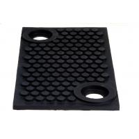 China Vibration Isolation Bearings Solid Rubber Pad applied in Metro wholesale
