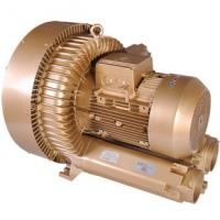 China Golden Color 11kW Double Stage Air Regenerative Blower for Cental Vacuum System wholesale