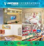 China PVC/WPC plastic profile extrusion machine production line wholesale