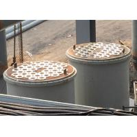 China High Strength Hot Gas Filtration With Permeability Structure 900℃ Resistance on sale