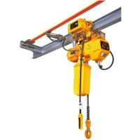 China Electric chain hoist with chain bag 20 ton wholesale