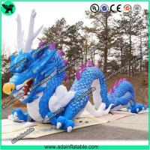 China 10m Length Inflatable Dragon ,Giant Promotion Inflatable Dragon,Event Dragon Inflatable wholesale
