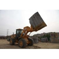 Quality LW600K XCMG Heavy Construction Machinery Wheel Loader With 3.5-4.5M³ Bucket for sale