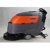 China Full Automatic Battery Powered Floor Scrubber With No Telecontroller wholesale