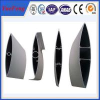 Quality New! curtain wall aluminum profile supplier, aluminium curtain wall manufacturer for sale