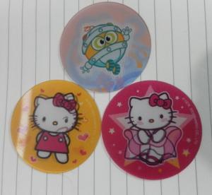 China 3D Lenticular Stickers Cartoon wholesale