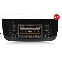 Quality Multimedia Player 4.3 Inch Fiat Punto And Fiat Linea Dvd With AM / FM for sale