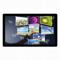 China 40-inch Touch Screen Panel, Glass for LED/LCD Display 16 Touch Points Multi Touch Screen Over-lay wholesale