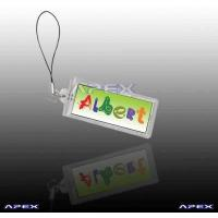 China LCD Solar Mobile Phone Chain AK008 on sale