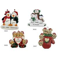 China Resin ornaments and Christmas ornaments wholesale