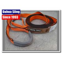 China Static Tractor Supply Tow Strap Vehicle Recovery Tools Non - Stretch Type wholesale