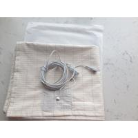 China antistatic silver fiber+cotton conductive grouding sheet bed sheet wholesale
