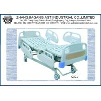 China Three Function Electric Hospital Bed 3 Position Adjustable for Hospital ICU Room wholesale