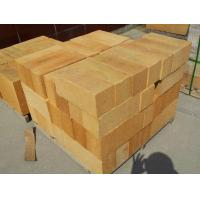 China High Bulk Density Fire Brick Refractories For Blast Furnace /  Glass kiln wholesale