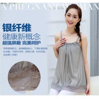 China 100%silver fiber anti radiation emf shielding clothes for pregnant to protect your baby wholesale