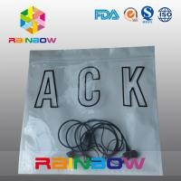 China ESD Shielding Anti Static Zipper Bag Use For Electrontic Products / Earphone wholesale