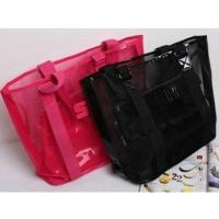 China Printed beach towel bag lunch bags for women wholesale