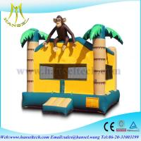 China Hansel hot sale inflatable castles inflatable bouncer PVC inflatable jumping castle on sale