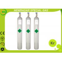 China Lighting Photography Rare Noble Gas Krypton Gas Kr Electronic Grade on sale