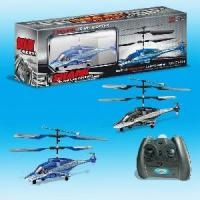 China 3CH Mini Infrared Apach RC Helicopter With Gyro and Light (SCIH121) on sale