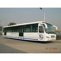 Buy cheap 14 Seat 4 Door Diesel Engine Airport Transfer Bus Airport Coaches from wholesalers
