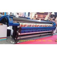 China Cmyk  A - Starjet 2pcs Eco Solvent Printing Machine For Stretch Ceiling Film And Wall Paper wholesale