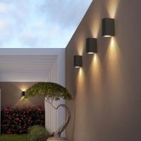 China Waterproof adjustable led wall sconce outdoor & outdoor led wall sconce lighting wholesale